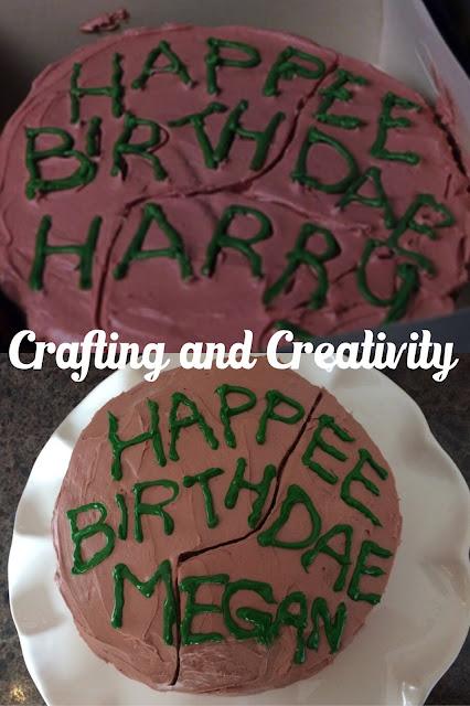 Crafting and Creativity