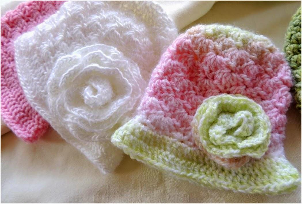 bdb1625ccbd Susan s Hippie Crochet  New Shell Stitch Hat Pattern from Susan