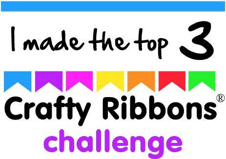 2 x Crafty Ribbons Top 3