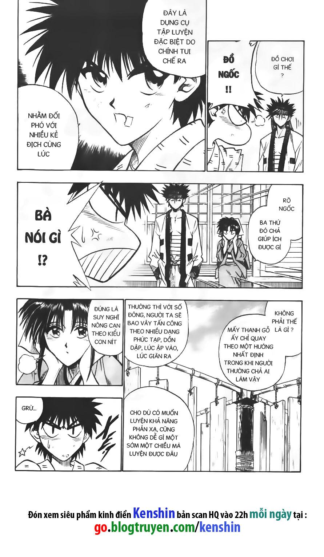 Rurouni Kenshin chap 32 trang 15