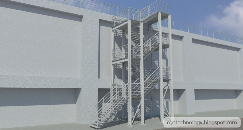 Don S Works A Structural Steel Staircase Preliminary | Structural Steel Stair Design | Steel Construction | 4 Column Steel | Detailing | Steel Staircase | Small Space