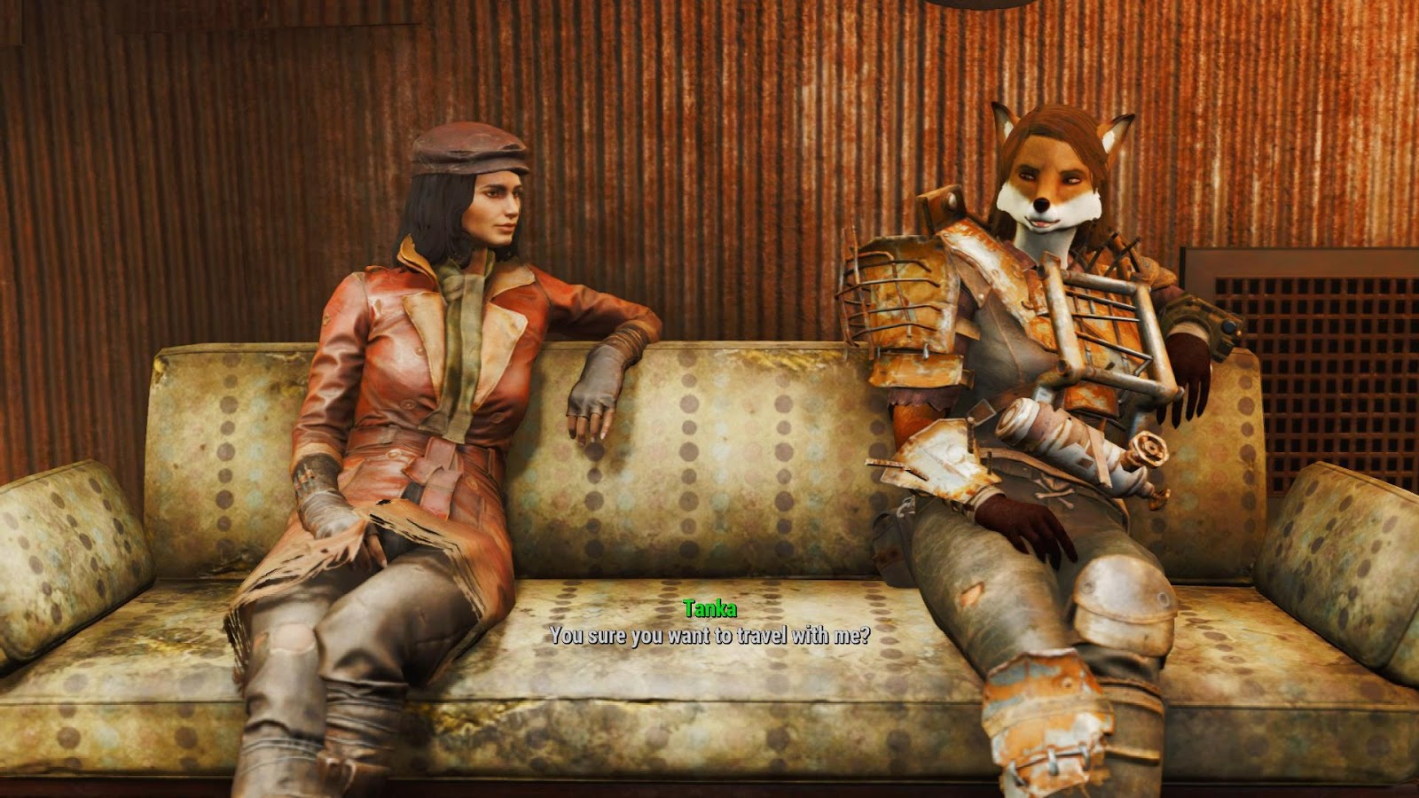 Exceptiongate Blog Fallout 4 Vulpine Race Mod Released