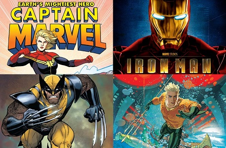 Tüm Zamanların En Güçlü 25 Süper Kahramanı