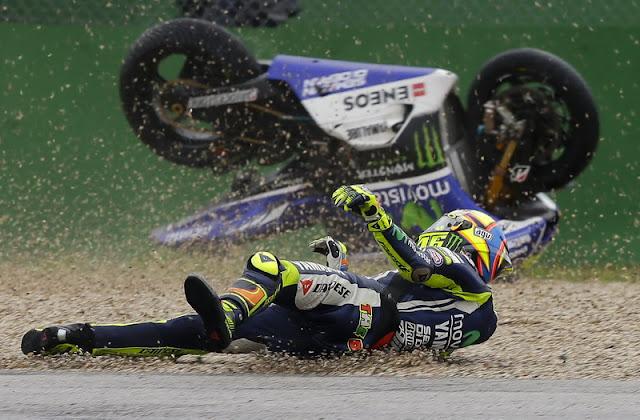 Rossi Tetap Khawatir dengan Cederanya yang Terjadi Dibalapan Sebelumnya