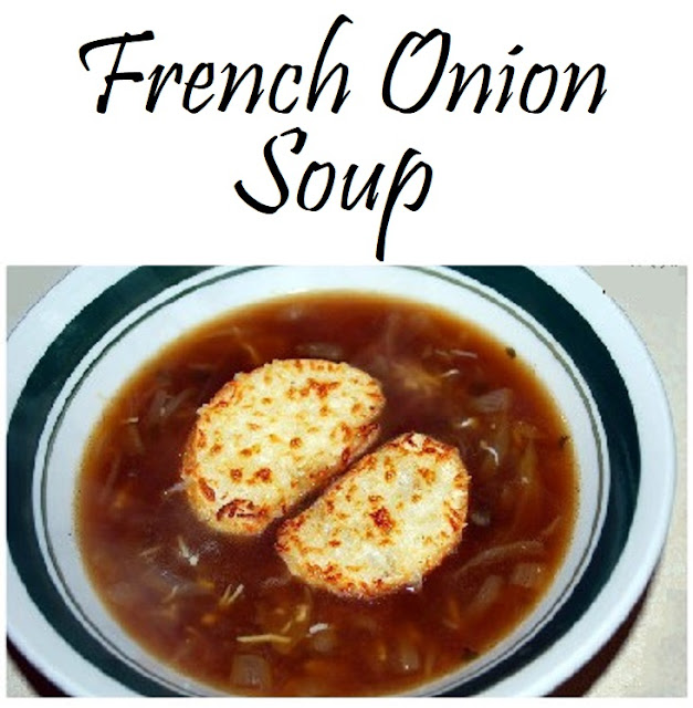 French Onion Soup is easy to make at home, and is frugal and delicious!