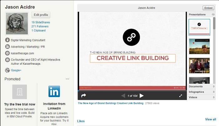 slideshare backlink, ücretsiz backlink, kaliteli backlink, free backlink, ücretsiz backlink siteleri