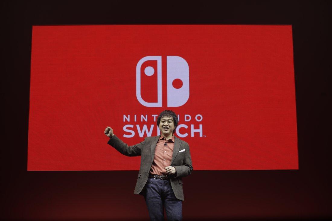 Shinya Takahashi promete mucha IPs, originales y diferentes para Switch