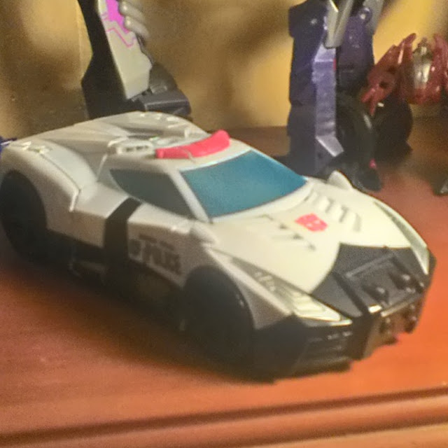 Combiner Wars, Prowl, Police Cruiser