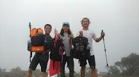 lintas pendakian gunung ciremai via linggarjati apuy 2019 ultralight hiking gunung ciremai condang amis bapk tere tanjakan seruni pengasinan