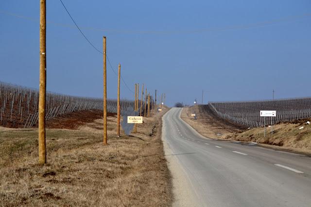 romania on the road
