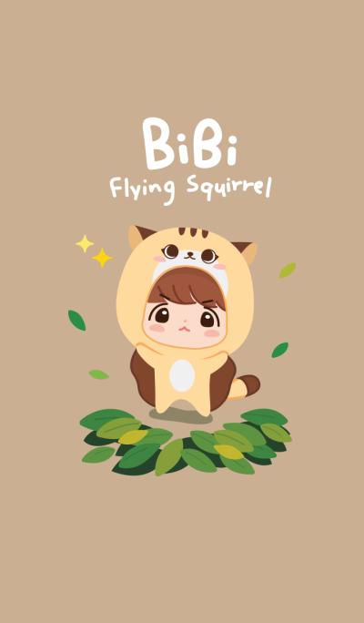 BiBi flying squirrel