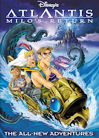 Atlantis: Milo's Return (2003) BluRay 480p & 720p