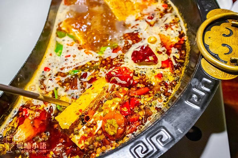 【國父紀念館美食】碼頭老火鍋。食材最貼近川味的地道麻辣火鍋
