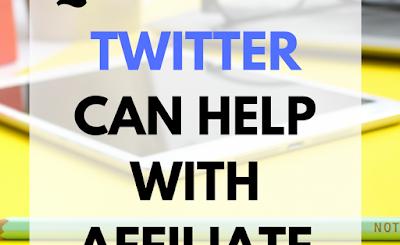 Twitter Amazing for Affiliates,reason