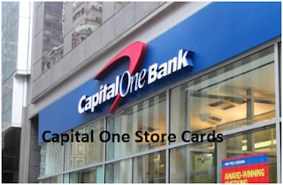 Capital One Store Cards 2018: Apply Online