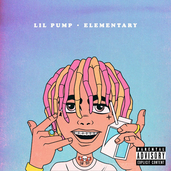 Lil Pump - Elementary - Single Cover