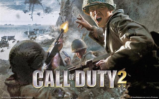 تحميل لعبة call of duty الجزء 2 برابط مباشر