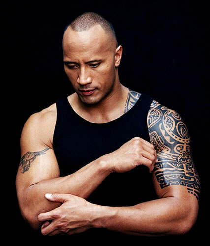The Rock Significado De Sus Tatuajes