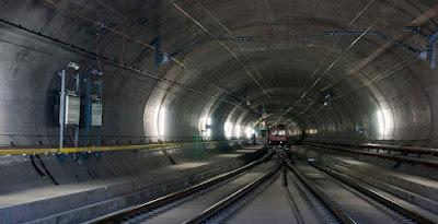 أعمال مترو الأنفاق