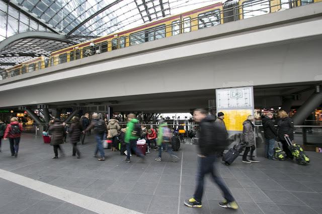 Hauptbahnhof-Berlino