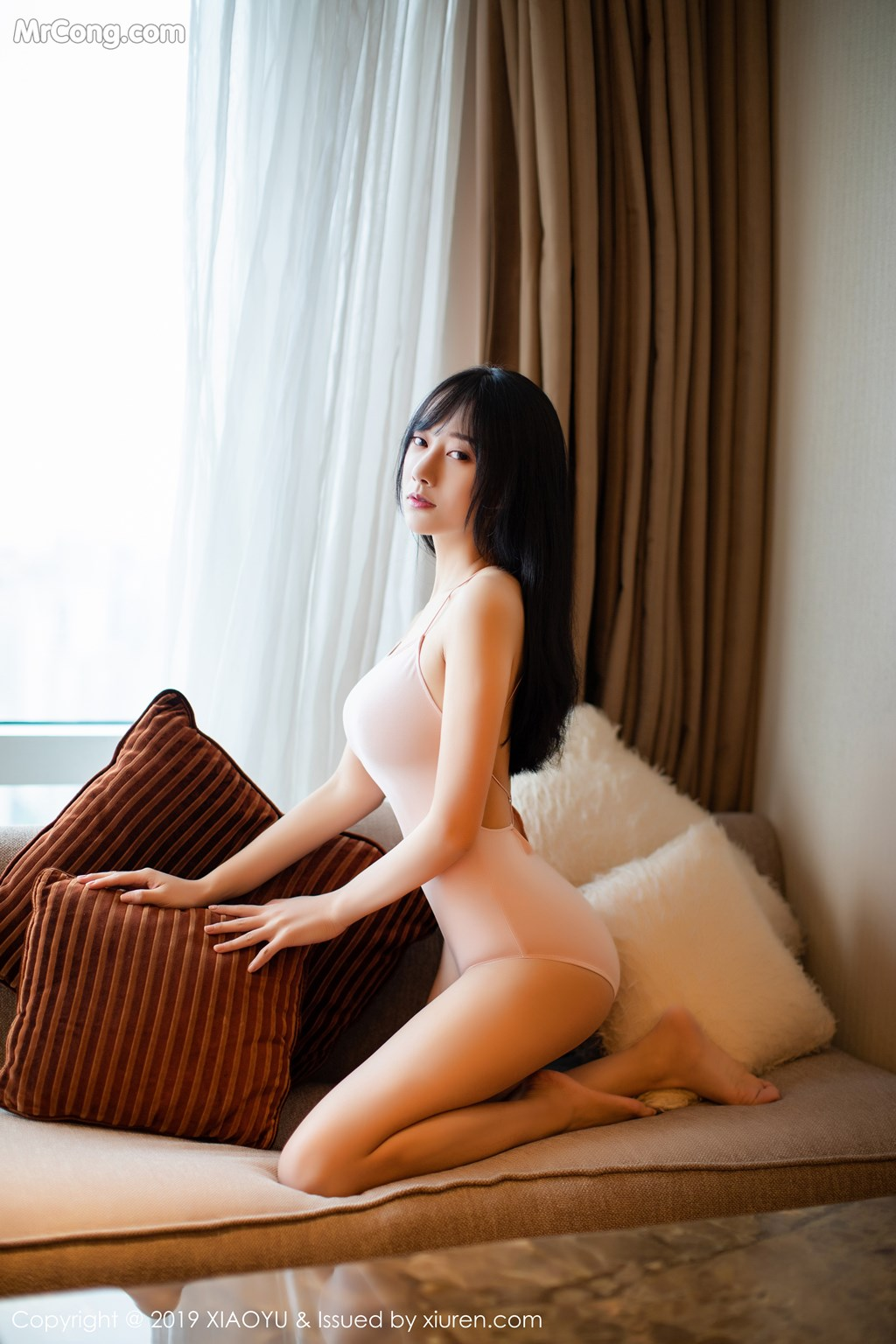 Image XiaoYu-Vol.097-He-Jia-Ying-MrCong.com-008 in post XiaoYu Vol.097: He Jia Ying (何嘉颖) (67 ảnh)