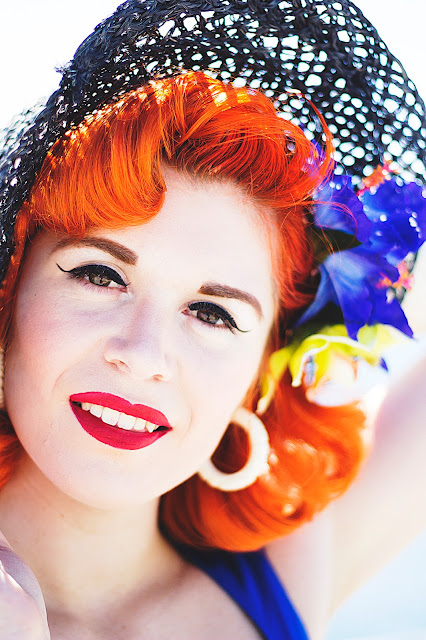 Scarlett Luxe Miss Sixties Twist Kirstie My Dear and Cassandra Briskman share their stories on how they became pinup girls.,