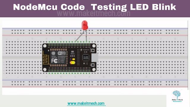 Complete Tutorials of NodeMcu with source codes
