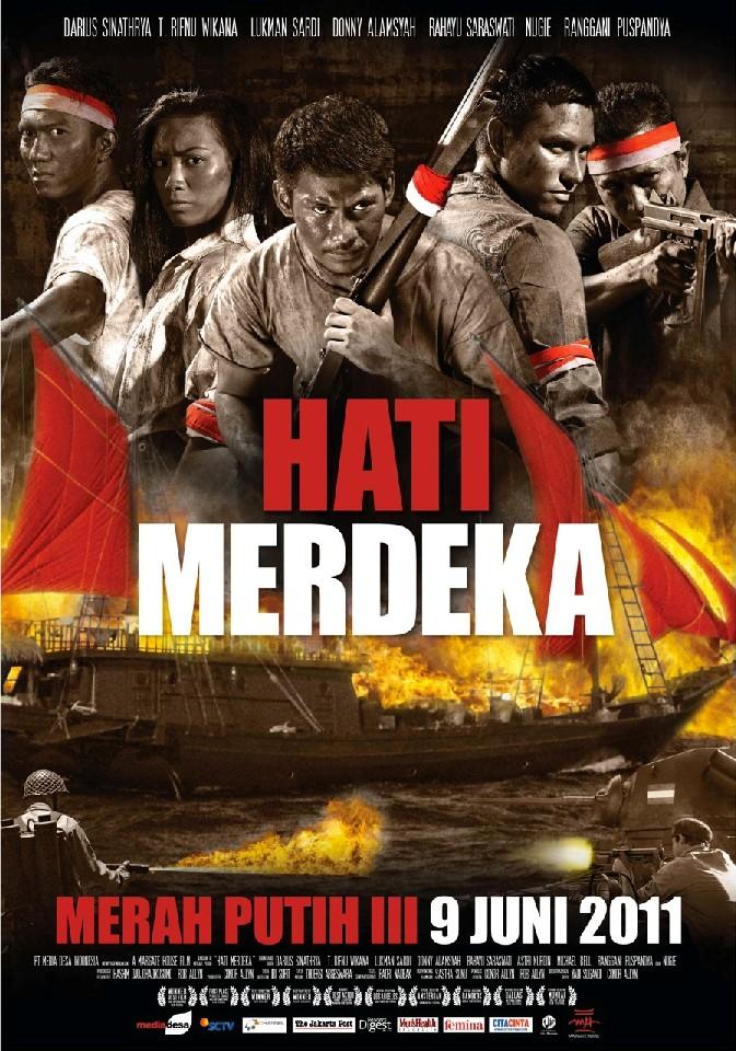 Free movie, Film shared: Indonesian Movie : Merah Putih 3 ...