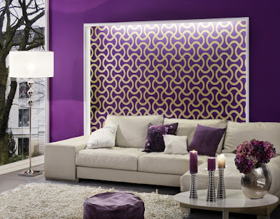 El color lavanda en la decoraci�n