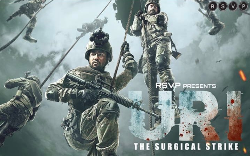 How was Uri: The Surgical Strike a never before seen experience?