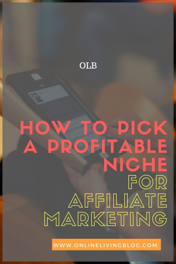 How to Pick a Profitable Niche for Affiliate Marketing