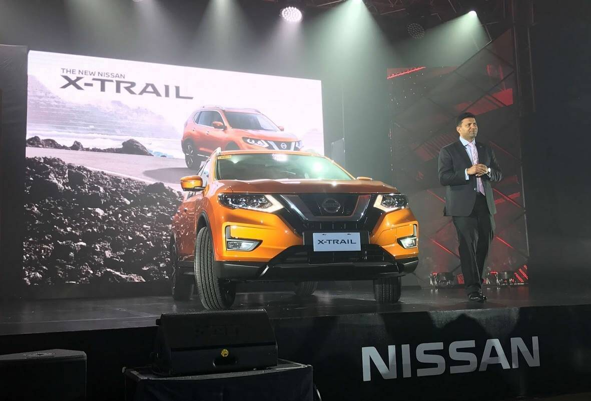 New Nissan X-Trail Launches in the Philippines; Redefines Smarter Driving with Nissan Intelligent Mobility