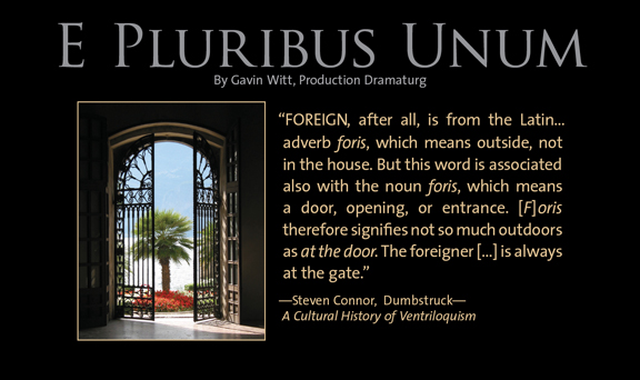In Pluribus Unum