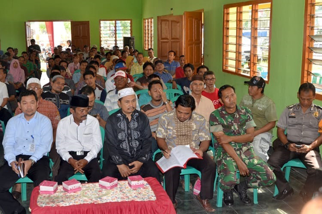 Wujudkan Visi Misi Pasangan Win-Hen, DPRD Tulangbawang Harapkan Pemda Gali Isu Strategis Pembangunan