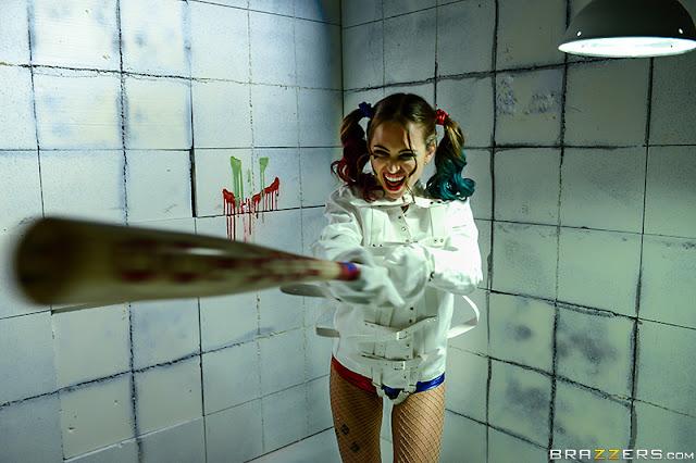 Riley Reid - Harley In The Nuthouse (Suicide Squad XXX Parody / Brazzers Exxtra)