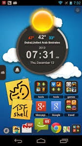 TSF Shell 3D launcher full version v2.0.7