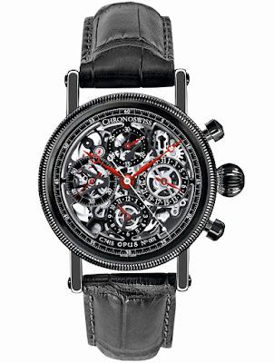 Chronoswiss Opus Chronograph Black