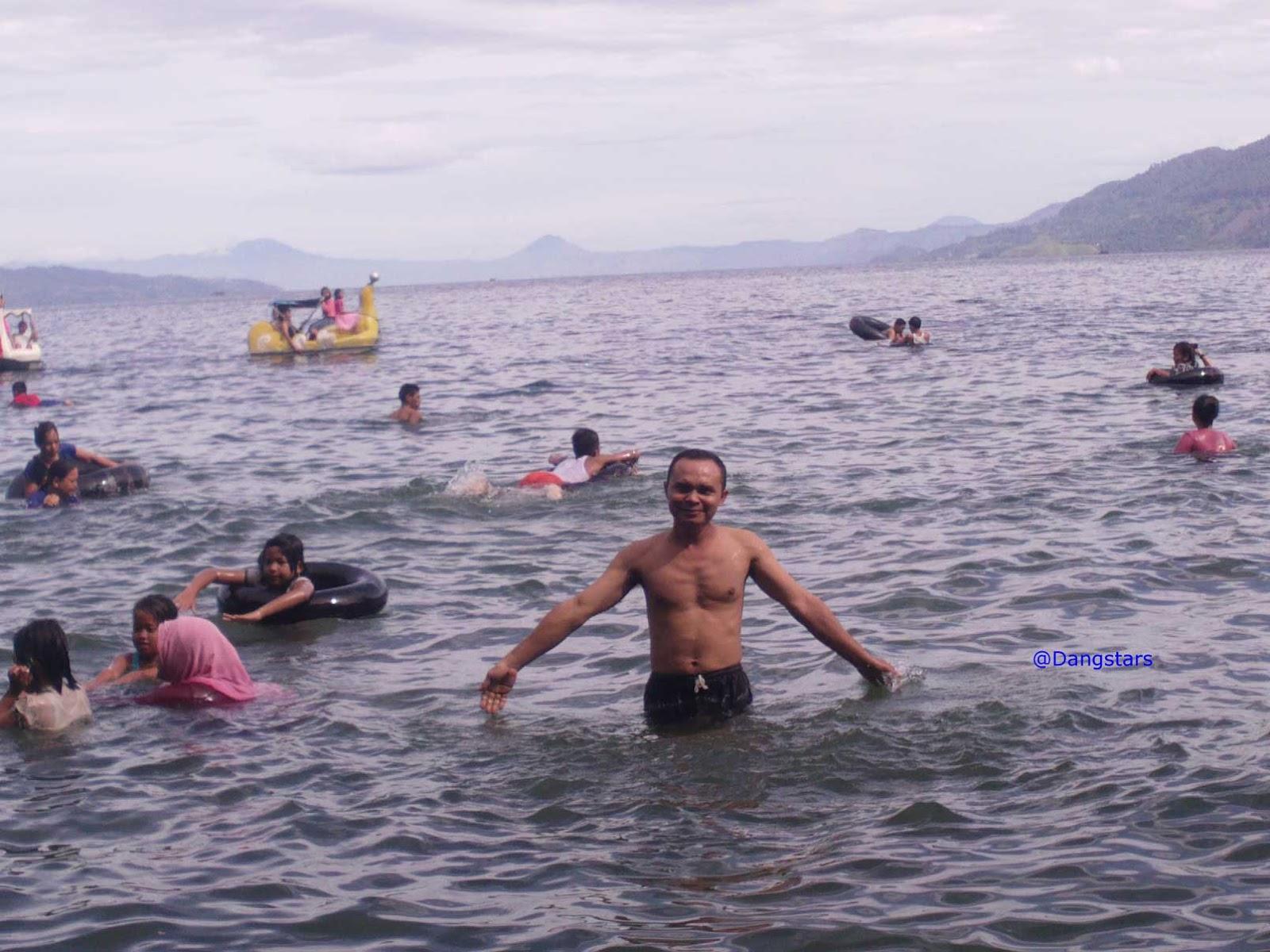 Danau Toba Terpilih Sebagai Wisata Utama Indonesia