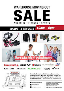 Trend Masters Warehouse Moving Out Sale 2016