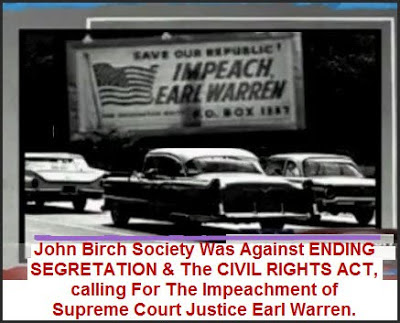 John Birch Society Making a Comeback in Texas Thanks To Trumpism
