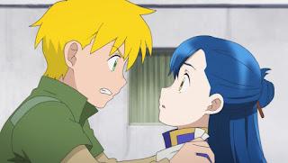 Honzuki no Gekokujou: Shisho ni Naru Tame ni wa Shudan wo Erandeiraremasen Episodio 08