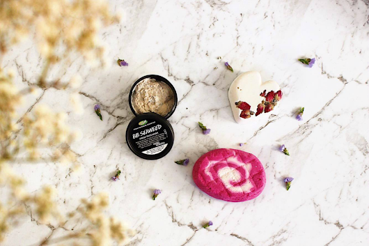 Winter Skincare With Lush