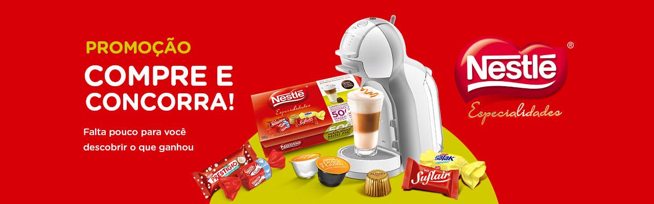 """a0b0d1987 Promoção """"Nestlé Especialidades combina com Nescafé Dolce Gusto ..."""