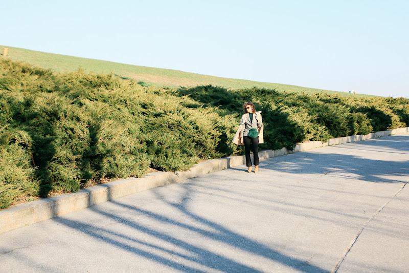 в чем пойти на прогулку