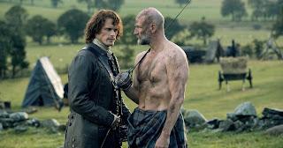 """2x09 """"Je Suis Prest"""" de 'Outlander'"""