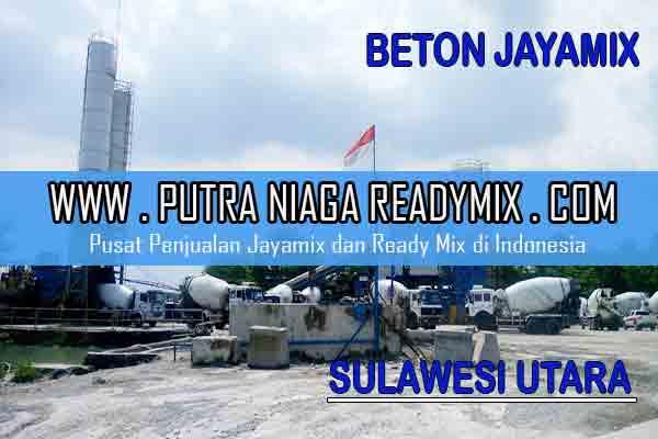 Harga Beton Jayamix Sulawesi Utara