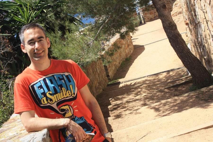 Camino de Ronda en Sant Feliu de Guixols
