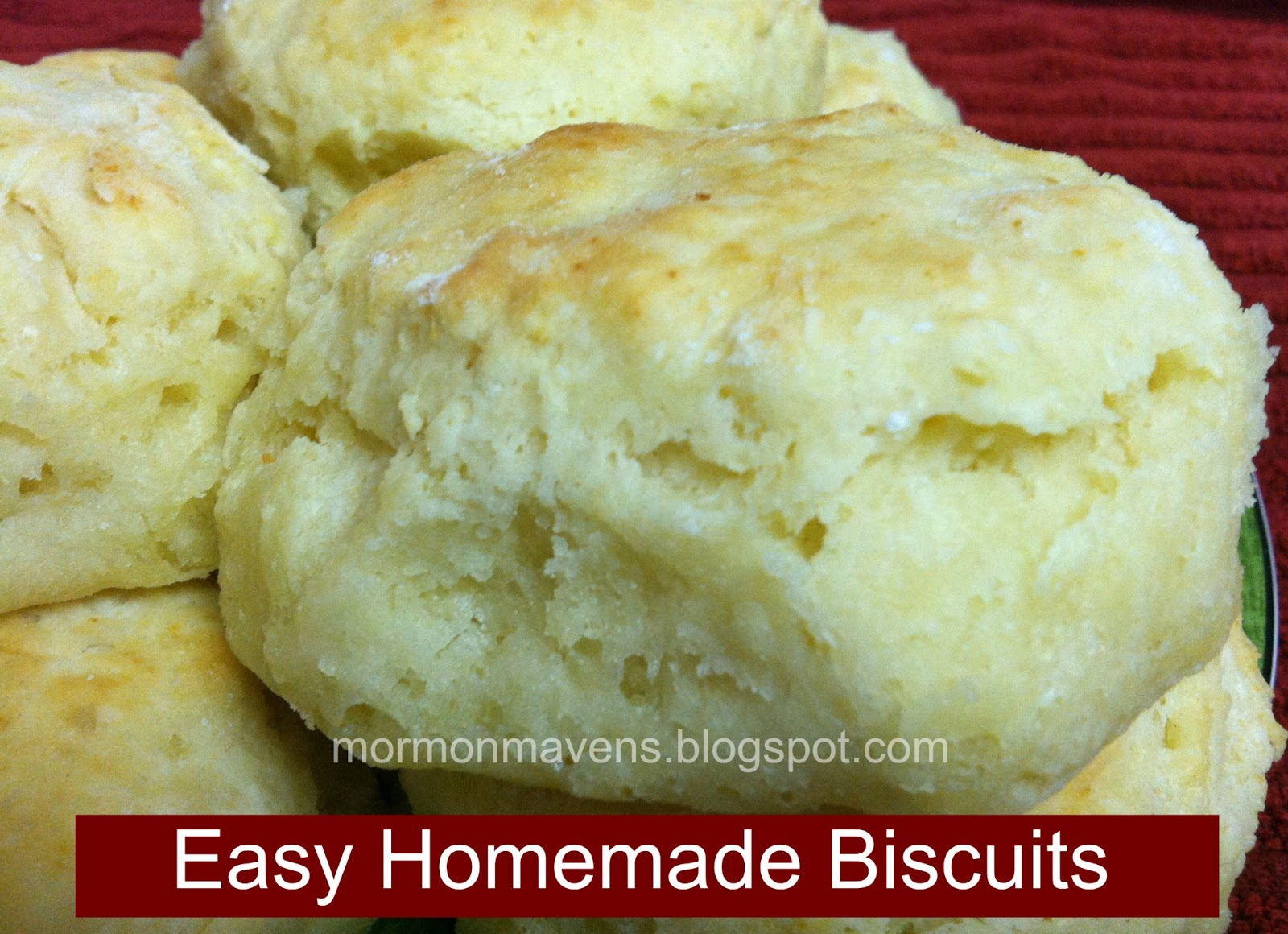 Homemade Biscuits 14