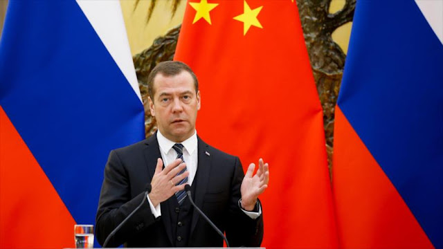 """""""Rusia y China vinculan sistemas de pago en contra del dólar"""""""