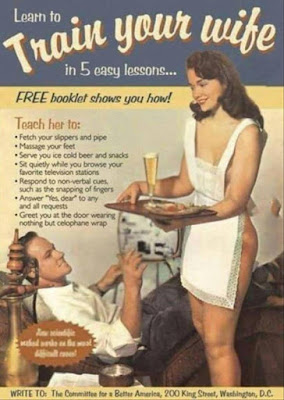 Learn to Train Your Wife in Five Easy Lessons